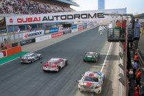 Uitstekende start van 24H Series in Dubai