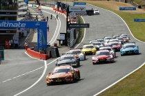 Brands Hatch: Mercedes andermaal aan het feest