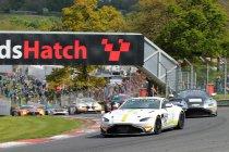 Brands Hatch: Jamie Vandenbalck nipt naast podium in race 2