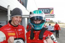 Nogaro: René Rast bezorgt Belgian Audi Club Team WRT opnieuw de pole