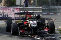 F3 Euro: Pau: Esteban ocon blijft domineren en pakt de pole voor races 2 en 3