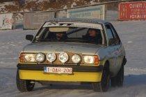 Rallye Monte Carlo Historique: Dirk Van Rompuy aan de start met Opel Ascona