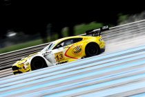 Paul Ricard: Race 1: Ide en Soulet domineren in de regen