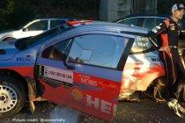 Rally van Sardinië: Paddon nog steeds leider maar Ogier komt opzetten