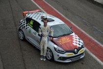 """Clio Cup Benelux: Régis Gosselin: """"Ik viseer een top-5 in de kwalificaties"""""""