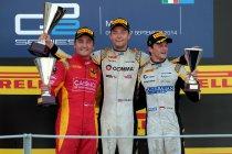 Monza: Palmer op kop van start tot finish - Vandoorne puntenloos
