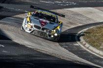 24H Nürburgring: Kwalificatie 1: Dörr Motorsport McLaren snelste in de regen