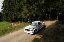 East Belgian Rally: Rainer Hermann voor eigen publiek