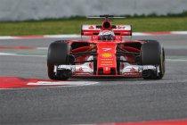 Sochi: VT1: Räikkönen op kop – Vandoorne laat in de problemen