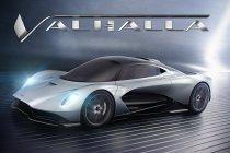 Nieuwe Aston Martin hypercar noemt Valhalla