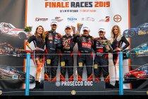 Finaleraces: Deldiche Racing sluit seizoen af met dubbele podiumplaats