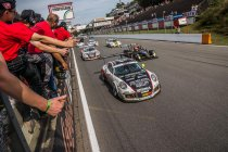 Hattrick voor Belgium Racing in 24 Hours of Zolder