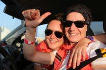 Rallye Aïcha des Gazelles: Een plaats in de top 20 voor Sylvie Delcour, Marie Speeckaert en hun VW Amarok
