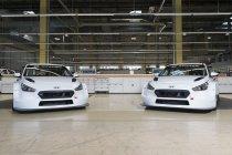 Hyundai Motorsport levert eerste twee i30 N TCR
