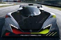 Peugeot onthult Hypercar en samenwerking met Rebellion