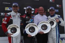 Monza: Podiumplaats voor Frédéric Vervisch in race 2