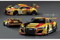 FIA GT Nations Cup: Een onuitgegeven bezetting voor het Belgian Audi Club Team WRT