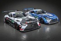 Winward Racing toont kleuren van DTM-wagens