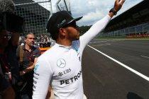 Oostenrijk: Hamilton op pole - Rosberg en Vettel bestraft