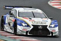 Okayama: Lexus dominant – Baguette achteraan op grid