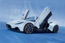 MC20, de nieuwe Maserati met middenmotor