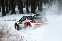 Rally van Zweden: Loeb eerste leider na showetappe in Karlstad (+ Video)