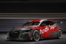 Audi vertrouwt fabrieksprogramma met nieuwe RS3 LMS toe aan Comtoyou en Fred Vervisch