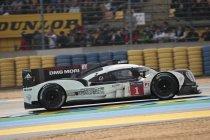 Porsche snelst in vrije training