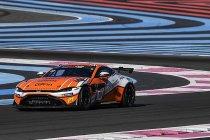 Paul Ricard: Wisselvallig debuut voor Verdonck en Gillion in de GT Open Cup