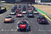 Max Verstappen in Porsche Esports Supercup