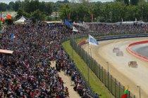 Franse WK Rallycross-manche afgelast