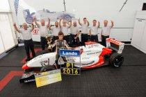 Hockenheim: Tweede titel voor Lando Norris - Defourny vicekampioen