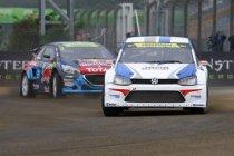 World RX Istanbul: Hansen en Heikkinen opnieuw goed onderweg