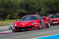 24H Paul Ricard: Scuderia Praha-Ferrari op pole