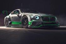 Bentley onthult nieuwe Continental GT3