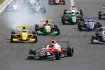 Eurocup Formule Renault 2.0: Andrea Pizzitola en Jack Aitken winnen op de Hungaroring