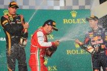 Australië: Kimi Räikkönen wint verrassend eerste race van het jaar