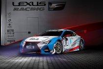 Lexus RC F GT3 komt eindelijk naar Europa