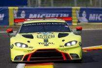 6H Spa: Maxime Martin's Aston Martin erft pole na straf Porsche