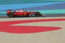 Bahrein: VT3: Ferrari snelst - Vandoorne evenaart tijd Button