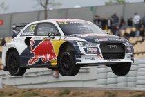 Barcelona: Heikkinen & Larsson voorlopig op de pole