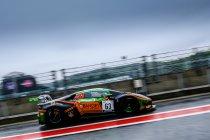 24H Spa: Lamborghini boven tijdens de vrije training