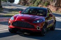 Aston Martin springt op SUV-kar en presenteert de DBX