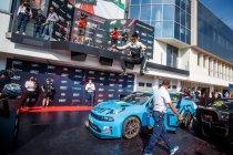 Hungaroring: Eerste zege voor Santiago Urrutia, snelstarter Vervisch mee op podium