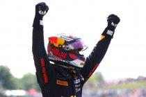 Formule 3: Dennis Hauger zet titelambities kracht bij na zege in Hongaarse hoofdrace