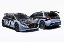 Hyundai onthult nieuwe Rally 2