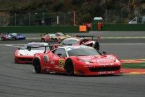 Francorchamps: Kessel Racing Ferrari oppermachtig in regenchaos – Belgen vijfde en negende