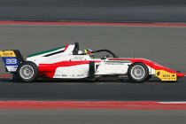 Guanyu Zhou eerste winnaar in het F3 Asian Championship