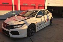 Benjamin Lessennes test nieuwe Honda Civic Type R TCR