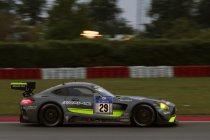 24H Nürburgring: Mercedes neemt optie op de zege